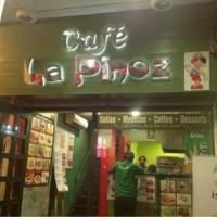 Cafe Pinocchio Pizza