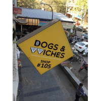 Dogs And Wiches