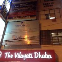 The Vilayati Dhaba