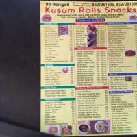 Kusum Rolls