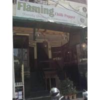 Flaming Chilli Pepper