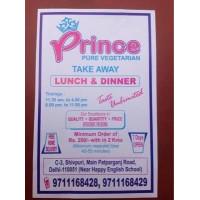 Prince Pure Vegetarian