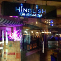 Hinglish The Colonial Cafe