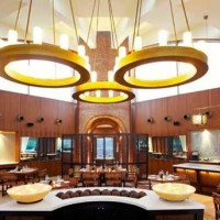The Living Room (The Westin Sohna Resort & Spa)