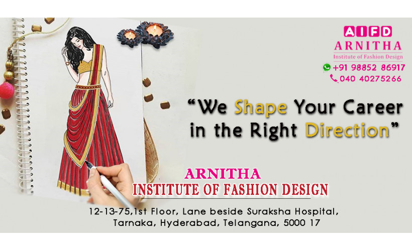 Arnitha Institute Of Fashion Design Fashion Design Institute In Secunderabad 12 13 75 First Floor Lane Beside Suraksha Hospital Tarnaka Secunderabad Clothing In Hyderabad Dial24hour