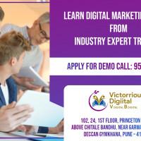 Victorrious Digiital - Top Digital Marketing Training Institute in Pune
