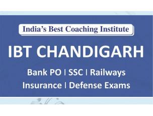 IBT SSC Coaching Institute in Chandigarh