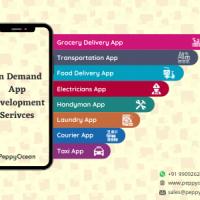PeppyOcean | On-Demand App Development Company