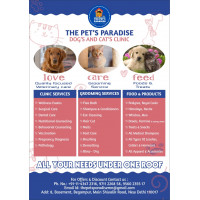 The Pets Paradise Dogs and Cats Clinic