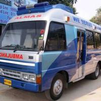 Almas Ambulance Services