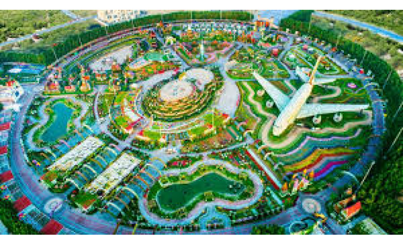 Dubai Miracle Garden 2019 2020 Listed Under In Dial24hour