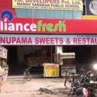Anupma Sweet & Family Restaurant