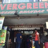Ever Green Namkeen Bhandaar.