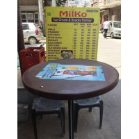 Milko Ice Cream & Snacks Parlour