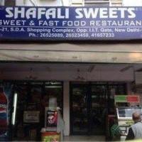 Shefali Sweets & Restaurant