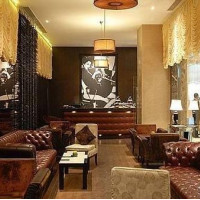 The Chocolate Box Lounge (Radisson Blu Hotel)