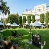 The Claridges Garden (The Claridges Hotel)