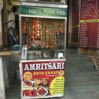 Amritsari Soya Chap Restaurant.