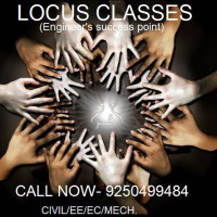 JE Coaching Locus Classes Laxmi Nagar, Delhi