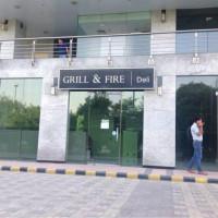 Grill And Fire Deli