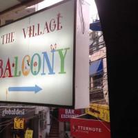 The Village Balcony