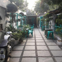 The Courtyard Cafe
