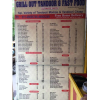 Grill Out Tandoor & Fast Food
