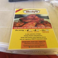 Montys Chicken Wings