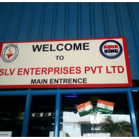 SLV Enterprises Pvt. Ltd. Kanakapura Road, Bangalore