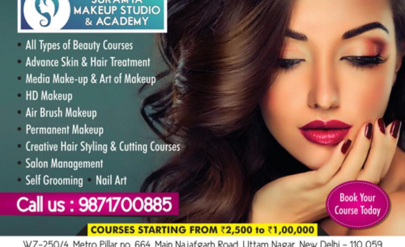 Suramya Makeup Studio & Academy Uttam Nagar, Delhi