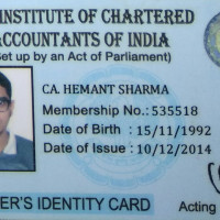 CHARTERED ACCOUNTANTS Old Rajendra Nagar, Delhi
