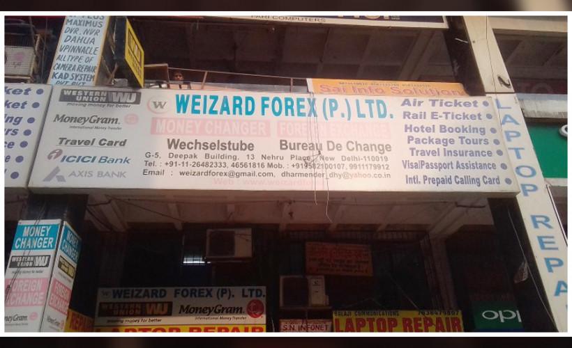 Weizard Forex Pvt Ltd In Nehru Place Delhi 110019 Dial24hour Delhi